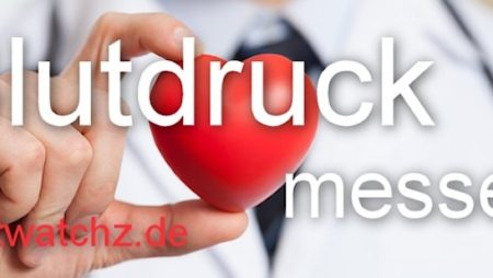 Herzfrequenz-Messung per App bei Bluthochdruck (Hypertonie)