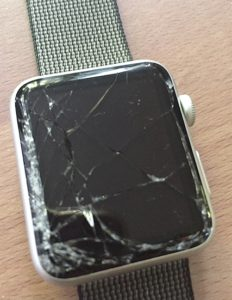 apple Watch Display kaputt