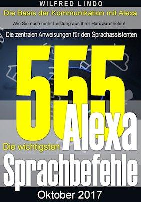 Echo 555 Sprachbefehle