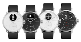 ScanWatch smartwatch withings