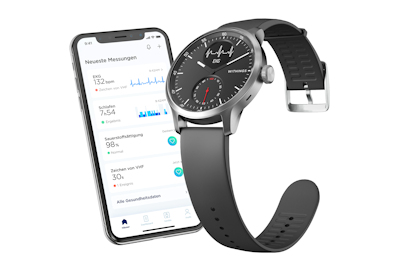 scanwatch mit app